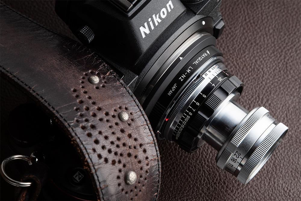Micro NIKKOR.C 5cm F3.5